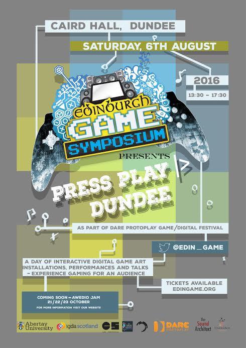 Press Play Dundee