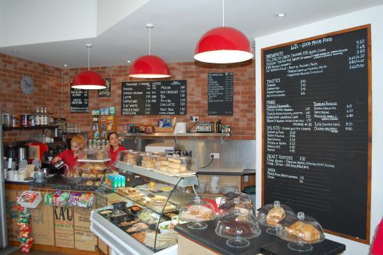 LJ's Coffee House