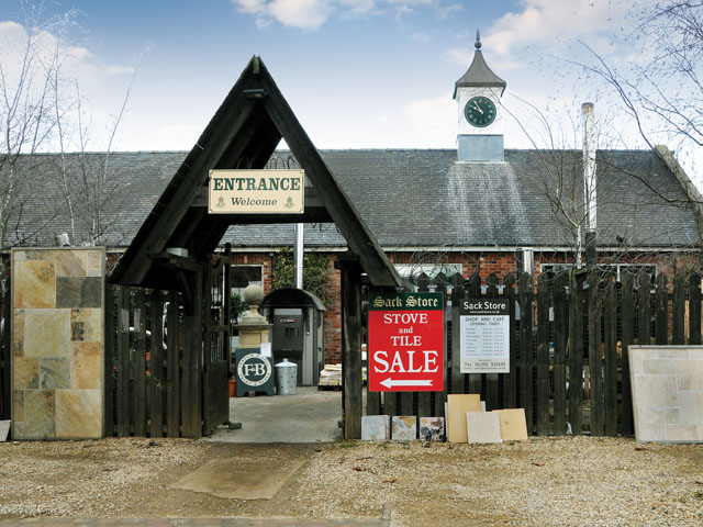 The Sackstore