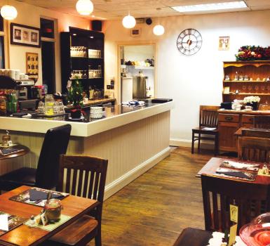 Sefton Tea Rooms