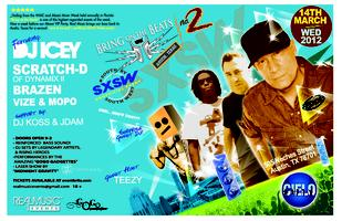 Bring On The Beats SXSW Feat DJ Icey, Scratch D & More...