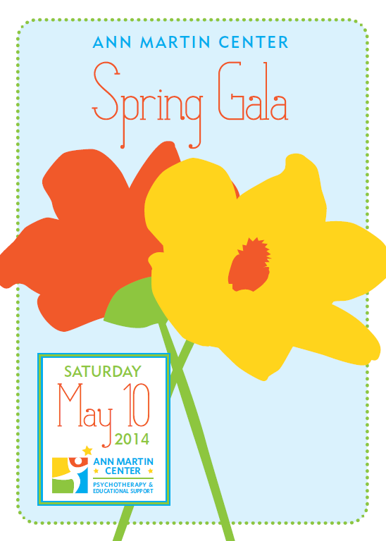 Spring Gala 2014 Postcard