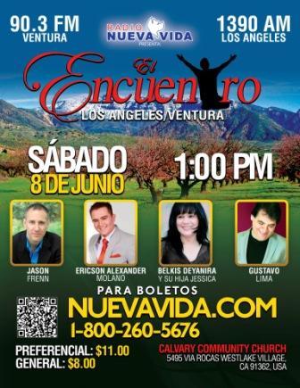 Encuentro Poster