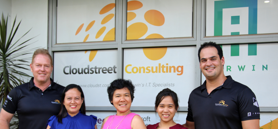 Cloudstreet Consulting Training