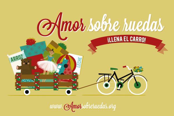 Amor sobre ruedas