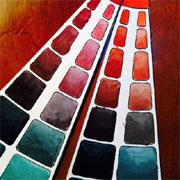 color chart scales - Maggie Maggio