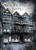 The Feathers Hotel Ludlow. Spooky Supper AND Ghost Hunt