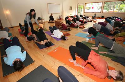 yoga festival 2013