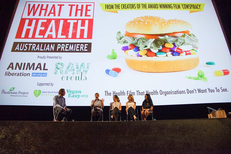 What The Health - Melbourne Premiere medical panel