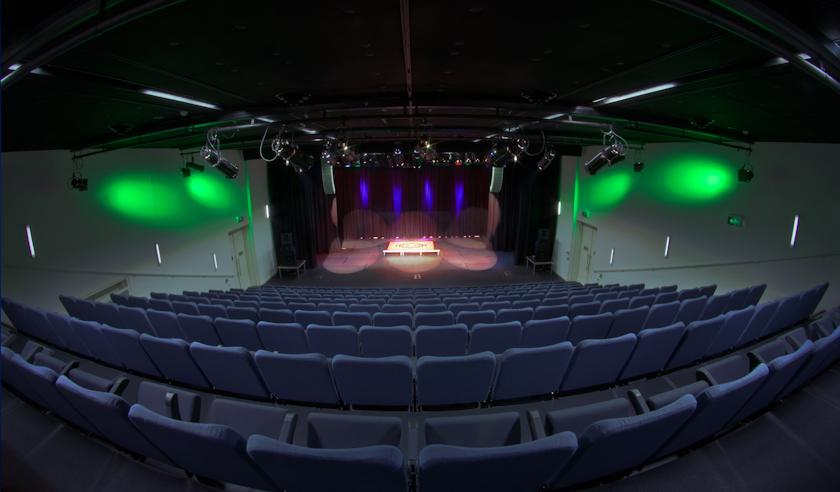 BMAC auditorium