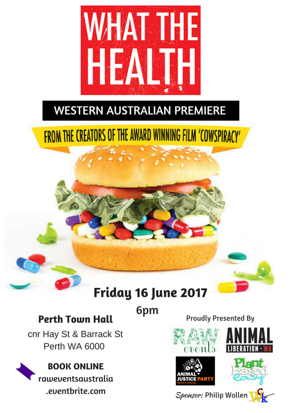 Perth flyer front