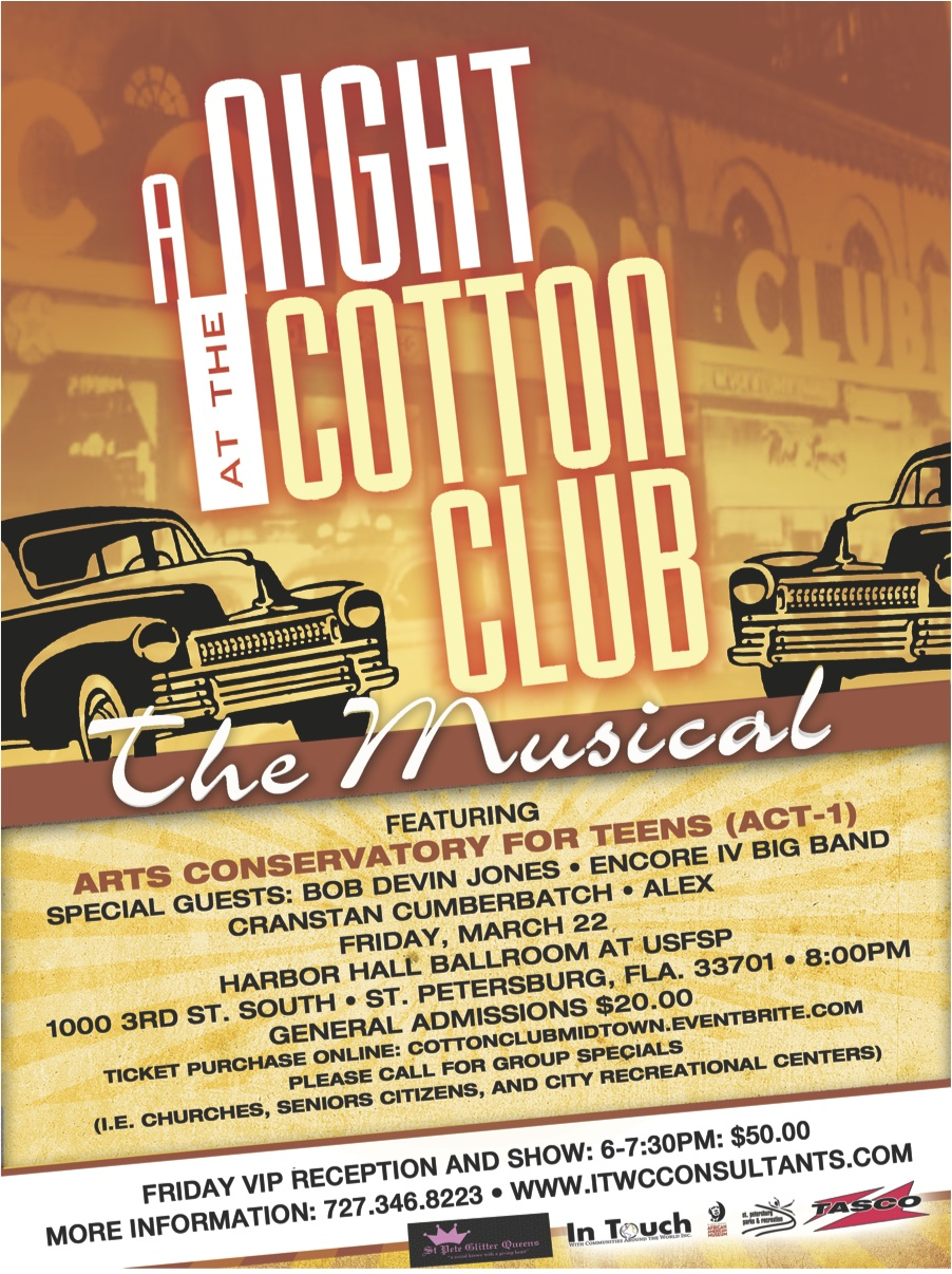 A Night At The Cotton Club