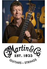 Chris Martin, Martin Guitar