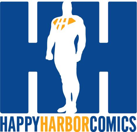 Happy Harbor Comics Logo