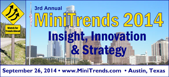 MiniTrends 2014: Insight, Innovation & Strategy logo