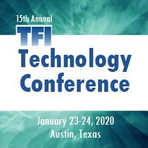 2020 TFI Technology Conference logo