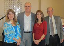 TFI Team: Helen Mary V Marek, Larry Vanston, Carrie Vanston, Ray Hodges