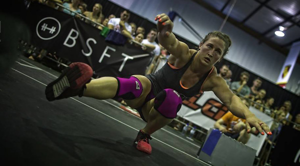 Tia-Clair Toomey - CrossFit Torian Pro
