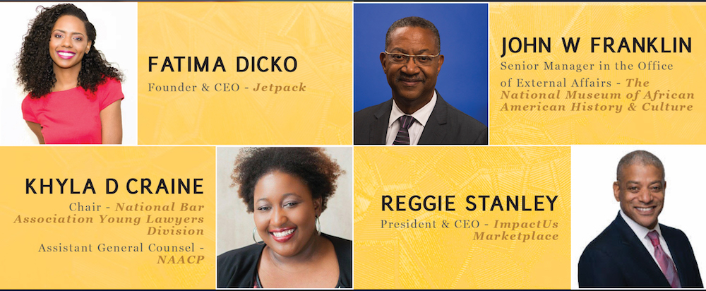 CSR and Civic Engagement in Black Community Panelists