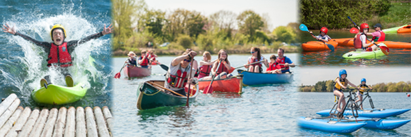South Cerney Outdoor Centre - Bank Holiday Open Day