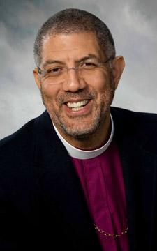 The Rt. Rev. Robert C. Wright, Bishop of Atlanta