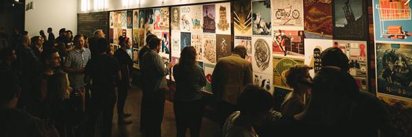 Photograph of Phoenix Design Week NPR Closing Party