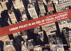 Urban Policy in an Era of Fiscal Austerity