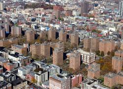 NYCHA building