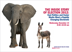 The Inside Story of Election 2012: Fast Politics and Faster Media Meets a Rapidly-Changing Electorate