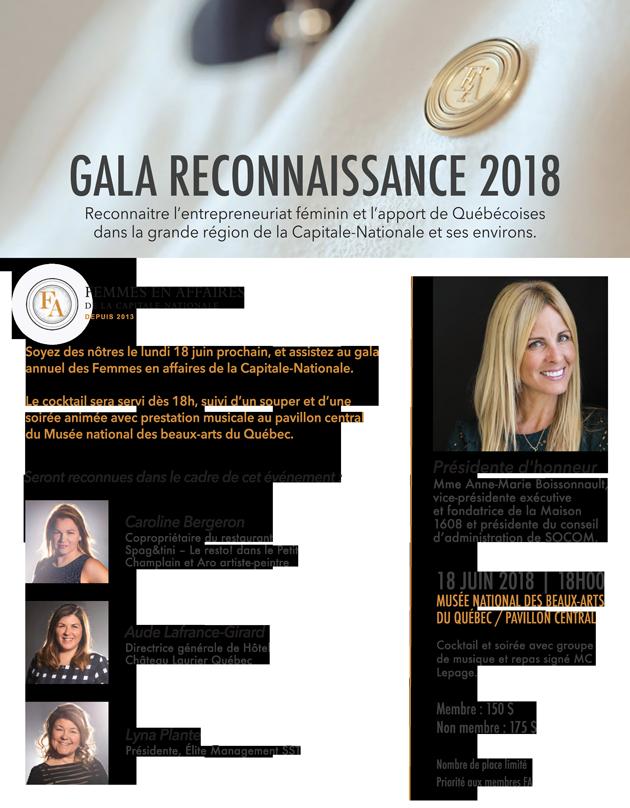 a84c60c40fa7fa Annuellement, FA organise un GALA Reconnaissance afin d'honorer nos membres  s'étant démarqués dans l'année. Invités de marque, ministre et députés se  ...