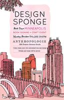 Design*Sponge Book Tour: Minneapolis Celebration + Book...