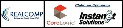 Our Platinum Sponsors - CoreLogic and Instanet Solutions