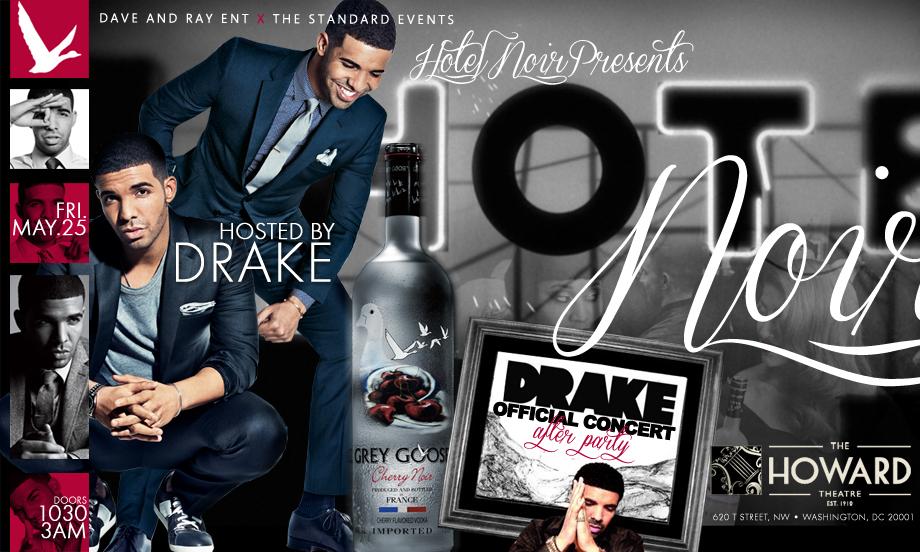 Drake Howard Theatre May 25