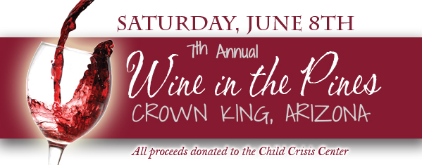 7th Annual Wine in the Pines