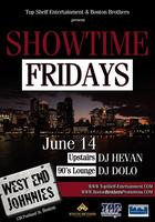 Ladies free this Friday at West End Johnnies B4 11 with RSVP!