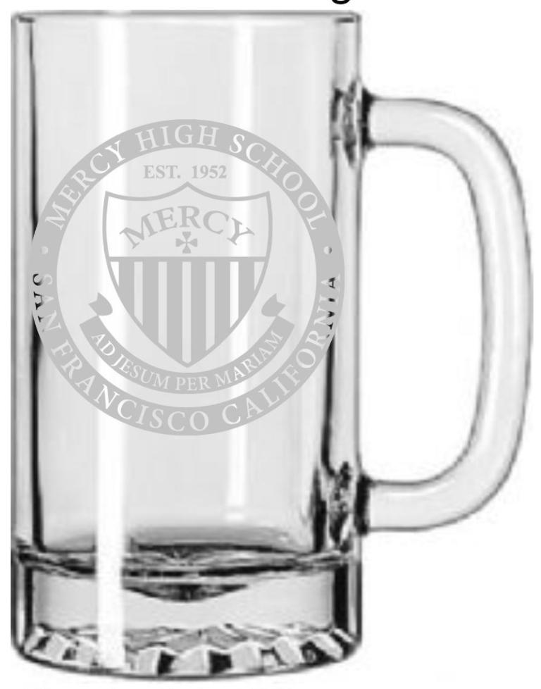 Mercy Beer Stein