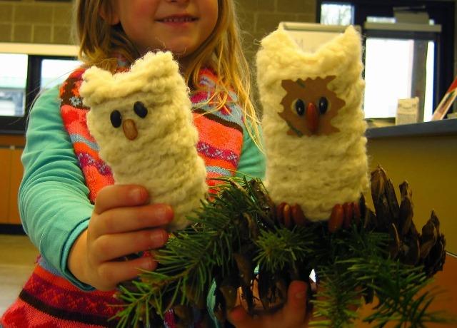 Brighwater Owl Art