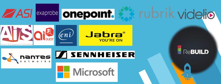 liste des logos des sponsors du rebuild