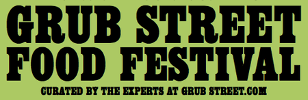 Grub Street Food Festival: Grub Bucks