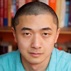 Ken Liu headshot