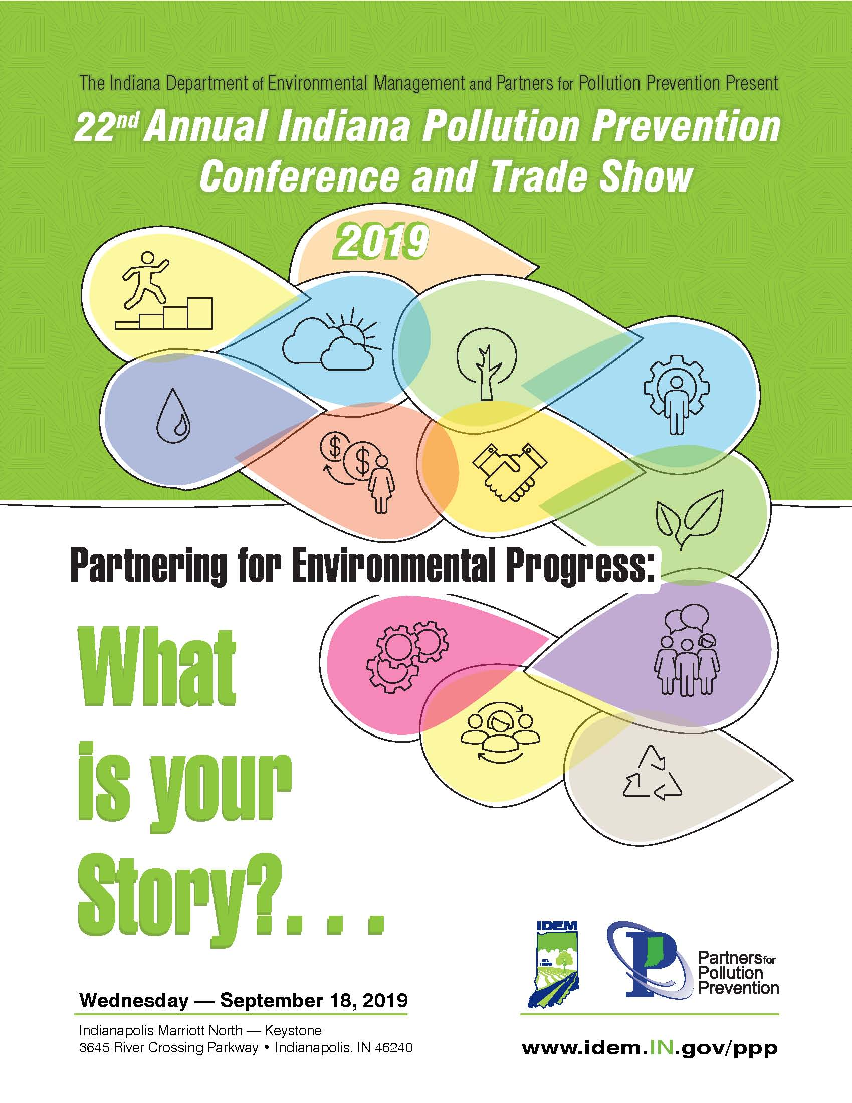 22nd annual pollution prevention conference