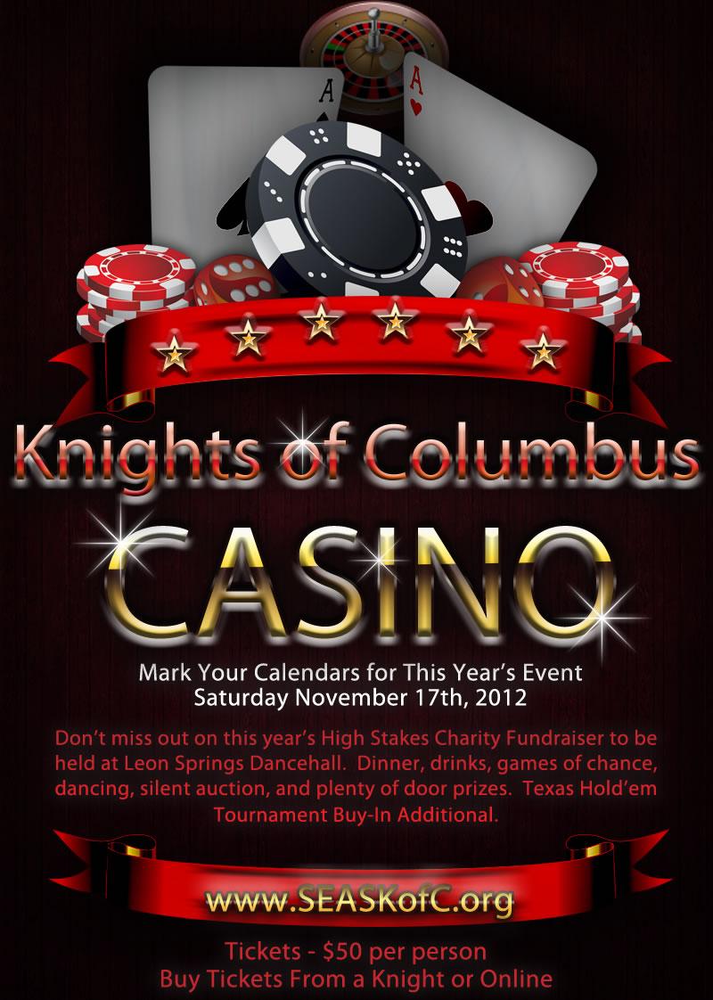 2012 Casino Night
