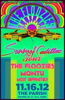 FLOOZIES + MONTU + MOST JEFFINITELY :: NOVEMBER 16 :: THE...