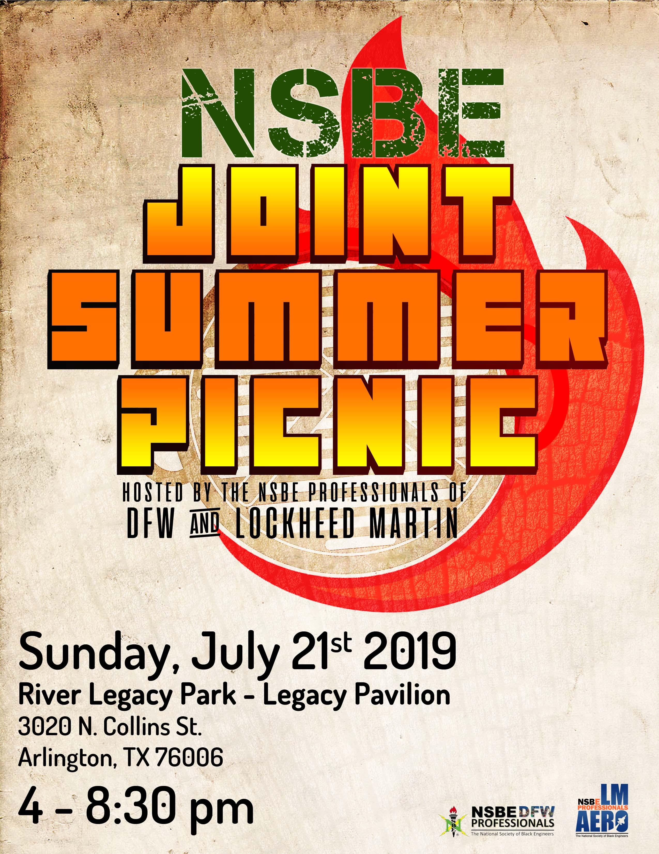NSBE Joint Summer Picnic