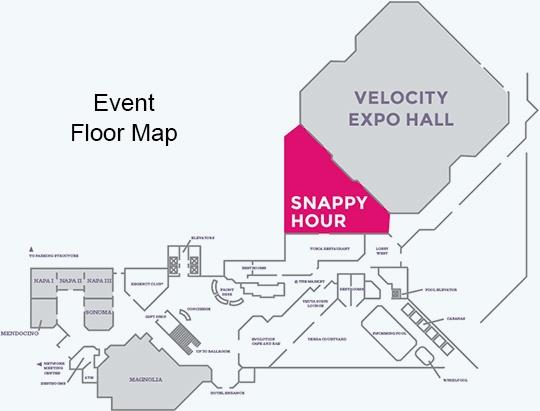 Event Floor Map