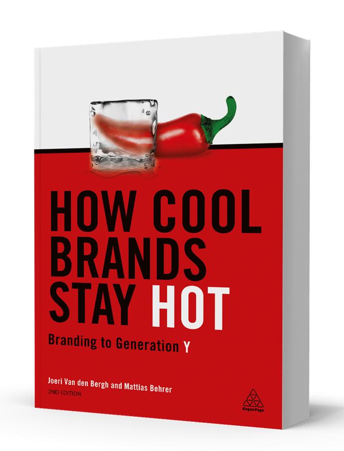 Image of How Cool Brands Stay Hot