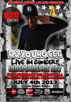 DJ YOUNG CEE LIVE IN CONCERT SULLIVAN HALL JULY 4th INDEPENDENCE...