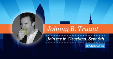 Author Marketing Live Johnny B. Truant
