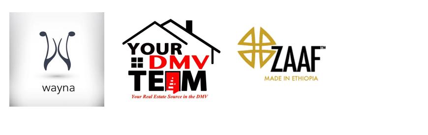 Gold sponsors company logos