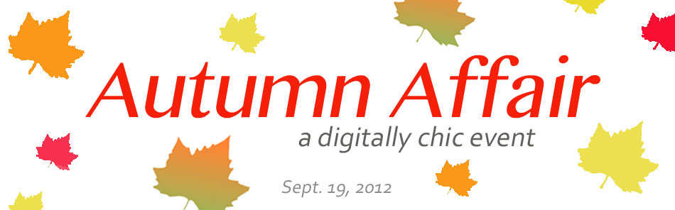 Autumn Affair Header